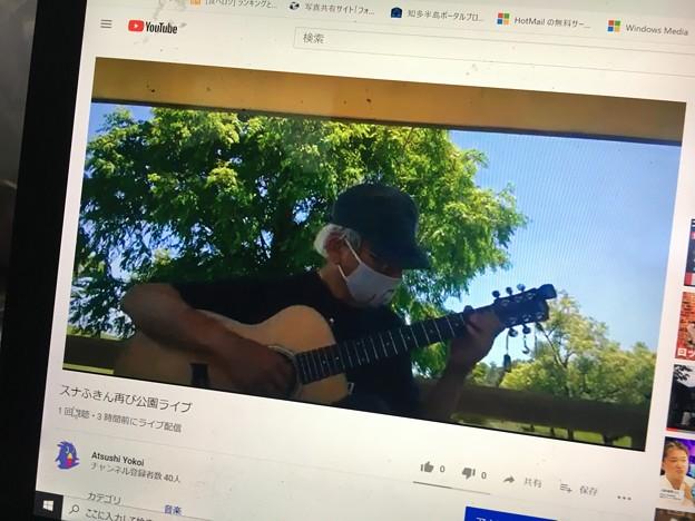 スナふきん公園ライブ@半田運動公園06