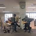 みよし市地域活動支援センターでギターデュオ2020年10月20日03