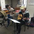 みよし市地域活動支援センターでギターデュオ2020年10月20日05