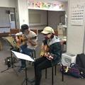 みよし市地域活動支援センターでギターデュオ2020年10月20日04