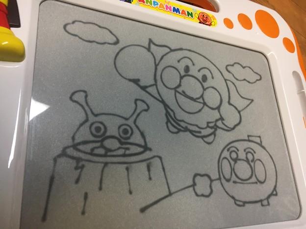 アンパンマン天才脳らくがき教室13
