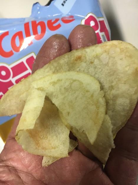 ポテトチップスごほうびチーズ味04