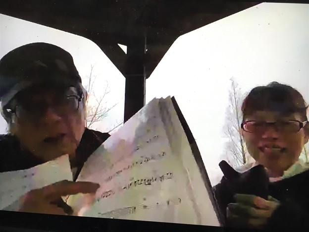 冬の歌をライブ配信Part2-11
