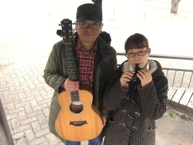 冬の歌をライブ配信Part2-15