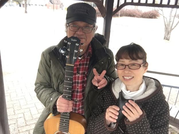冬の歌をライブ配信Part2-16