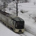 写真: 四季島 回送列車