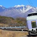 写真: E351系 14M / 特急スーパーあずさ14号 (S23+S3編成)