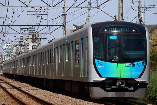 西武40000系 S TRAIN