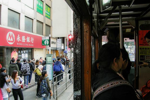 香港電車 スクエア