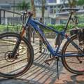 写真: new bike HDR。