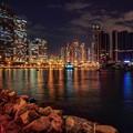 ライトアップ in Hong Kong