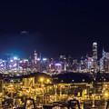 写真: 都市夜景~
