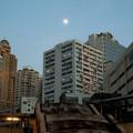 Photos: moon night