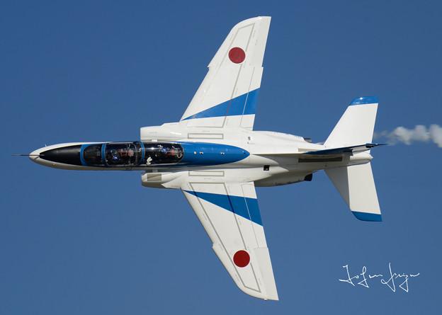 写真: ブルー5号機上面