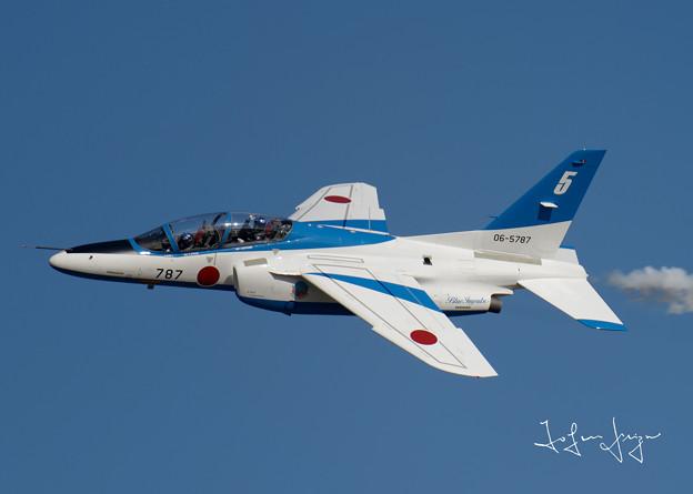 Photos: ブルー5号機