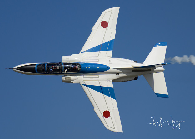 Photos: ブルー5号機上面