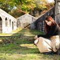Photos: カノン高烏台兵舎跡引き