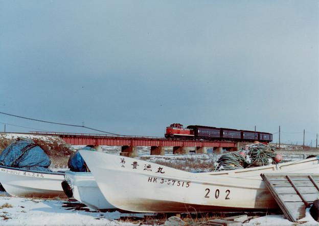 釧網本線客車列車001