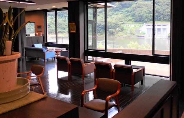 Photos: 高見屋ロビー