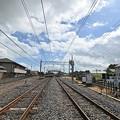 Photos: 駅到着