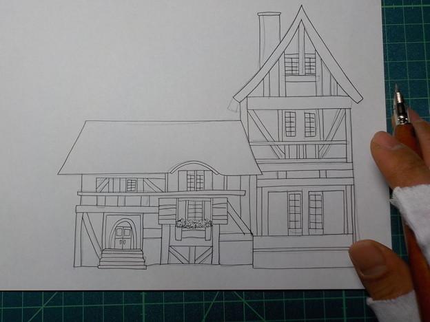 家(表側)