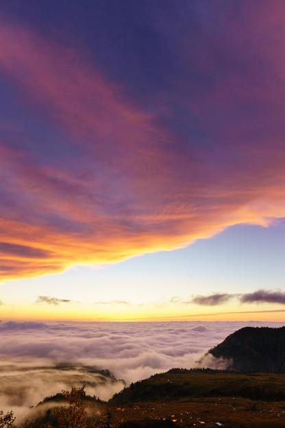 立山夕雲12-04661