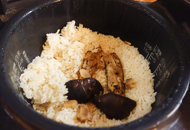 松茸ごはんDSC02548_ed