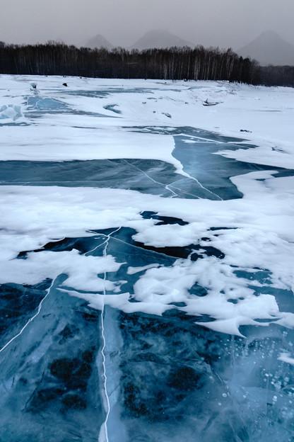 糠平湖氷面-00261
