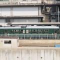 Photos: 17 高架のホームからは北近畿タンゴ鉄道の車両が見える
