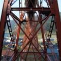 Photos: 39 橋を横から見ると骨組みの様子がよくわかる