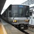 Photos: 49 翌日、寝坊して1本遅れの列車に乗る