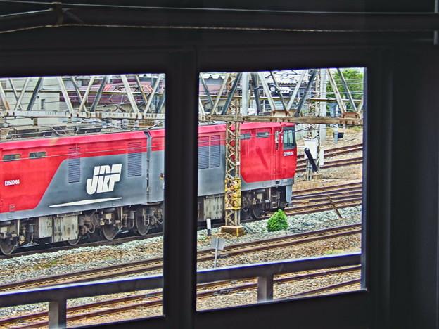 窓越しEH500形 VOL.3