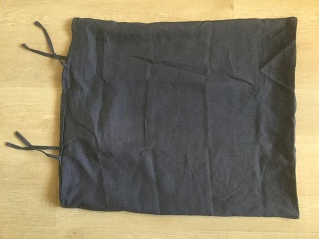 IKEA 麻の枕カバー