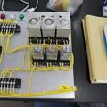 写真: シーケンス回路実習