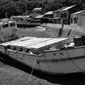 Photos: 廃船