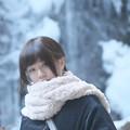 写真: 寒いね
