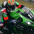 #11 アズラン・シャー・ビン・カマルザマン選手 Kawasaki Team GREEN