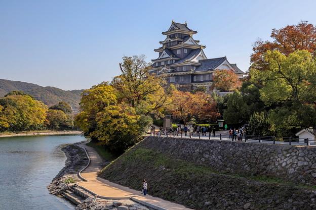 Photos: 岡山城