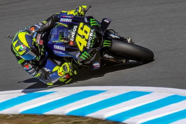 [2019年 motoGP]#46 バレンティーノ・ロッシ選手 Monster Energy Yamaha MotoGP