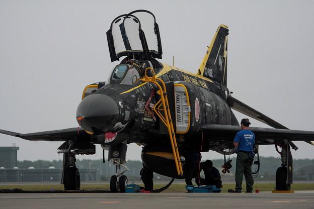2008年 第8飛行隊 F-4EJ改