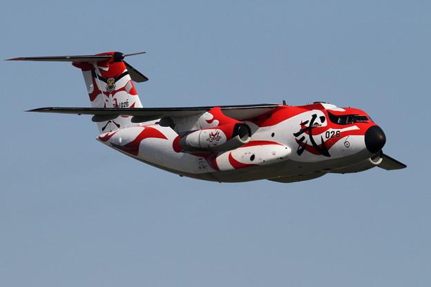 [2018年 入間基地航空祭]C-1 記念塗装機