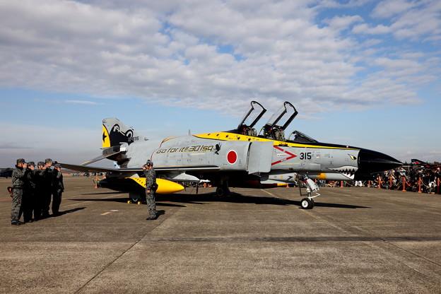 Photos: [2019年 百里基地航空祭]F-4 記念塗装機