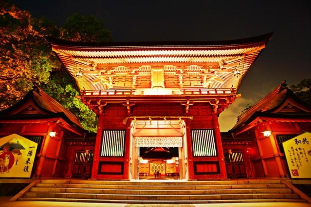 パワースポット ~富士山本宮浅間大社 楼門 ~