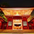 写真: パワースポット ~富士山本宮浅間大社 楼門 ~
