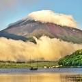梅雨のあとさき ~Mt.Fuji~