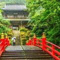 Photos: パワースポット ~雨の雲厳寺~