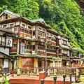 Photos: 日本の夏 ~銀山温泉の夏~