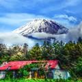今年最初の雪化粧 ~Mt.Fuji~