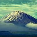 今年最初の雪化粧 ~Mt.Fuji~ 其の弐