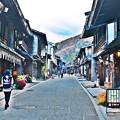 木曽路はすべて山の中である ~奈良井宿~